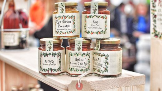 How to start up a market stall